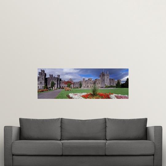 "Poster Print /""Ireland Ashford Castle/"""