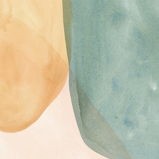 Pastel Color Study II