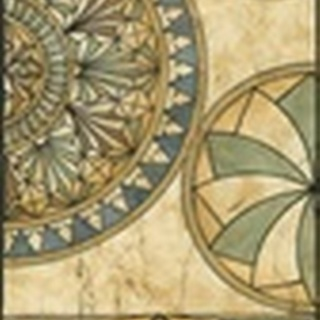 Stained Glass Panel II