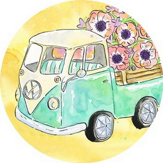 Flower Truck Collection C