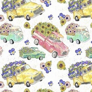 Flower Truck Collection E