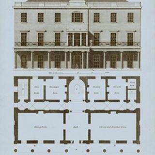 Chambray House and Plan II