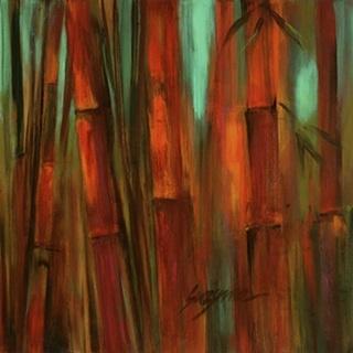 Sunset Bamboo II