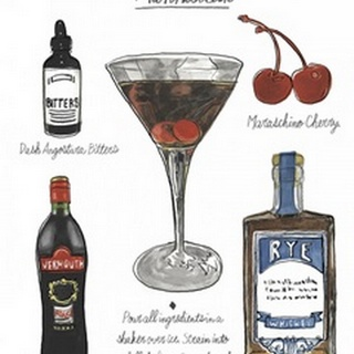 Classic Cocktail - Manhattan