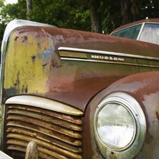 Small Rusty Hudson II