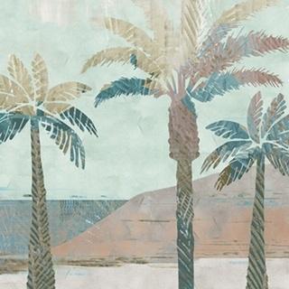 Retro Palms III