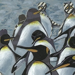 Colony of Penguins I