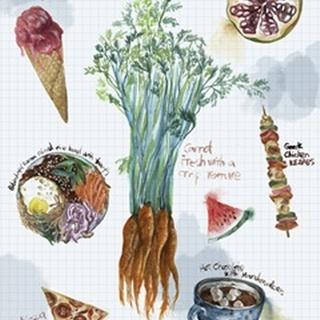 Food Sketches I