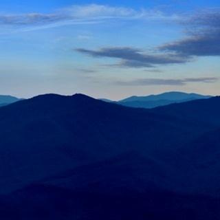 Misty Mountains VII