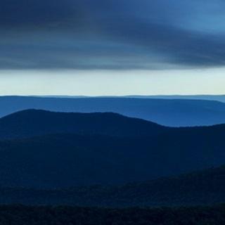 Misty Mountains VI