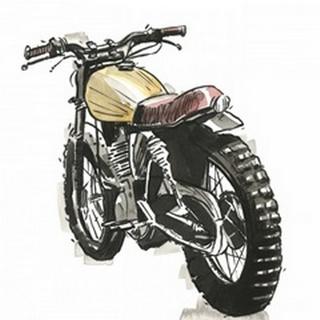 Motorcycles in Ink III