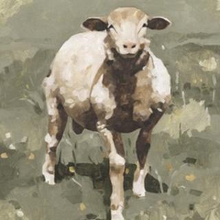 Spring Sheep II