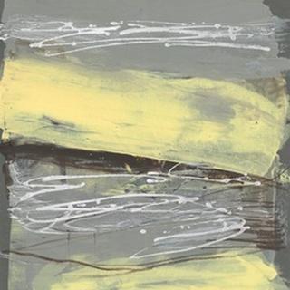 Lemon & Silver Swipe II