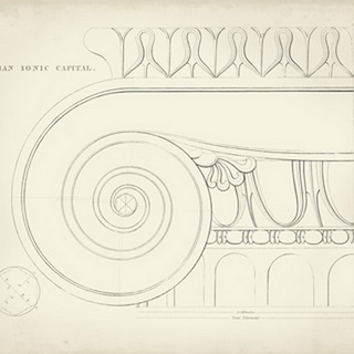 Greek and Roman Architecture IX