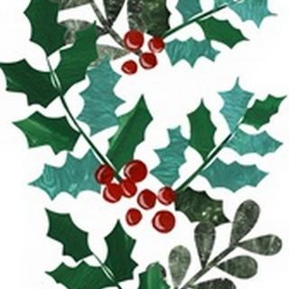 Cut Wreath Christmas Collection B