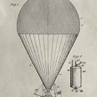 Patent--Hot Air Balloon