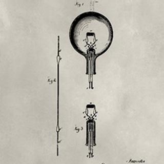 Patent--Light Bulb