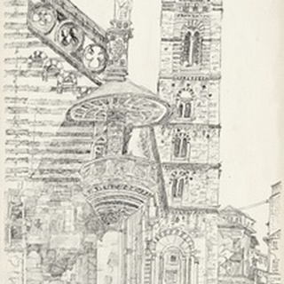 European Building Sketch II