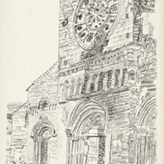 European Building Sketch III