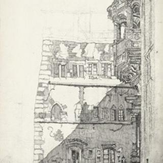 European Building Sketch I
