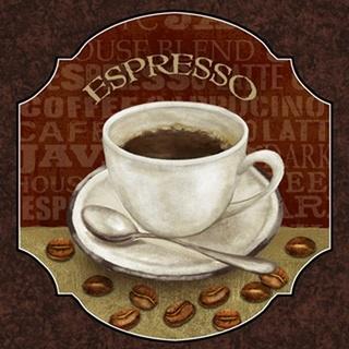 Coffee Illustration IV