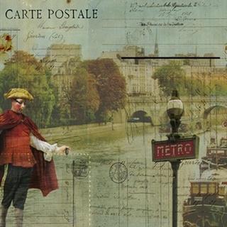 Postcards of Paris VII