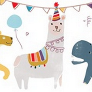 Party Animals Collection D