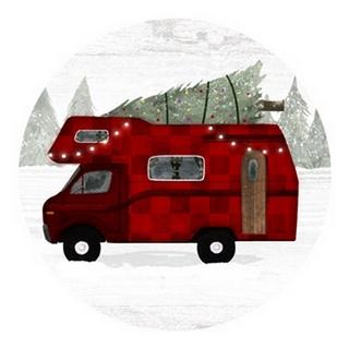 Yuletide Camper Collection C