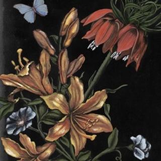 Dark Floral II
