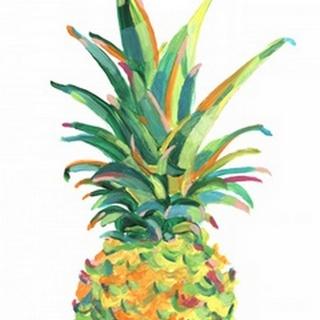 Bright Pop Pineapple II