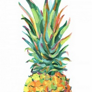 Bright Pop Pineapple I