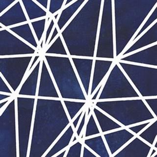 Indigo Pattern I