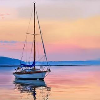 Sailing Portrait I