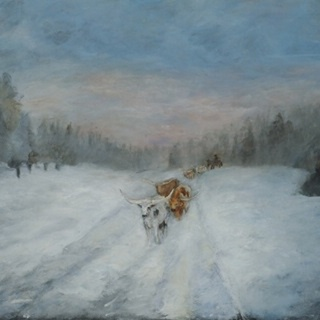 Journey Through the Snow IV