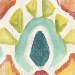 Textile Kaleidoscope II