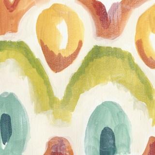 Textile Kaleidoscope III