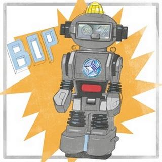 Toy Tin Robots II