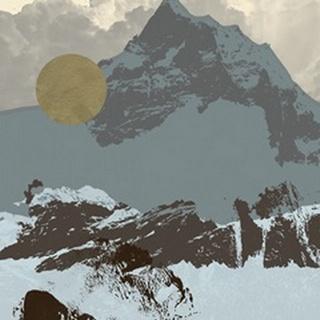 Pop Art Mountain I