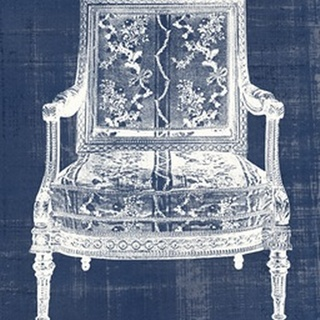 Antique Chair Blueprint VI