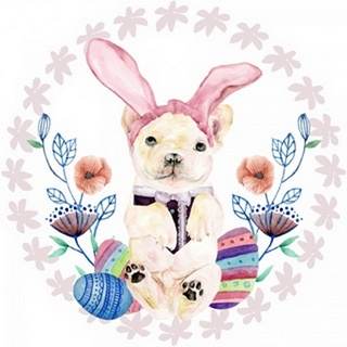 Easter Pups Collection C