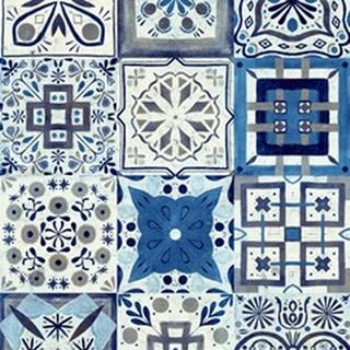 Kaleidoscope Tile I