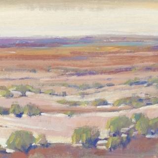 High Desert Pastels I
