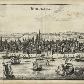 View of Bordeaux