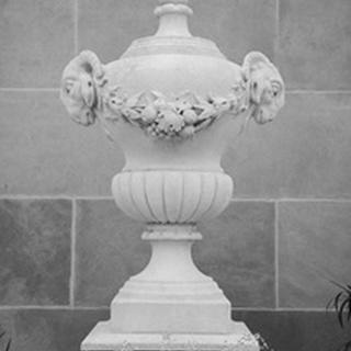 Black & White Fountains III