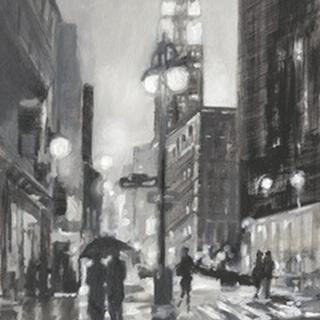 Illuminated Streets I