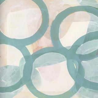 Aqua Circles III