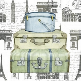 Travelling Dreamer Collection A