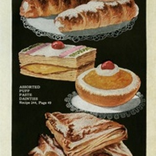 French Pastries II