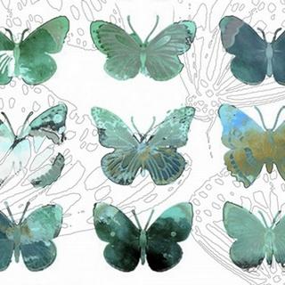 Layered Butterflies I