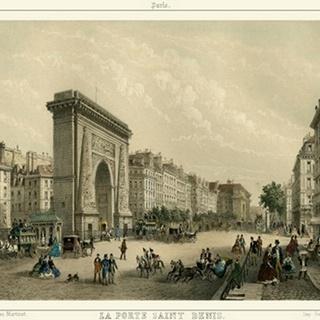 La Porte Saint Denis